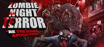 Zombie Night Terror : Commandez des hordes de zombies !