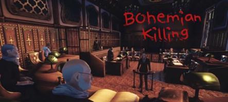 Bohemian Killing : Un jeu d'aventure dans le Paris du XIXème