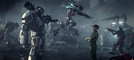 Halo Wars 2 : L'histoire se dévoile