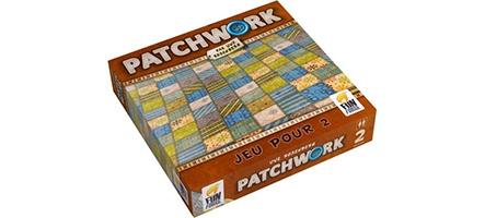 Patchwork, un jeu de société Haute-Couture