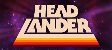 Headlander, le nouveau jeu délirant de Double Fine Productions