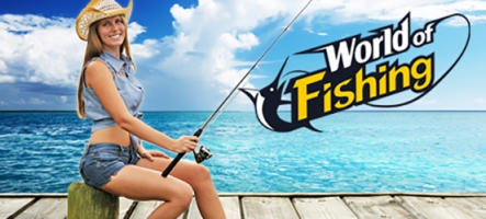 World of Fishing : un MMO de pêche