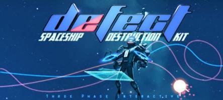 Defect : Créez votre vaisseau spatial