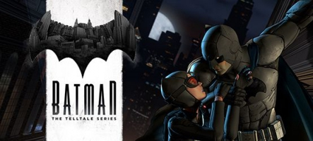 Du gameplay pour le Batman de Telltale