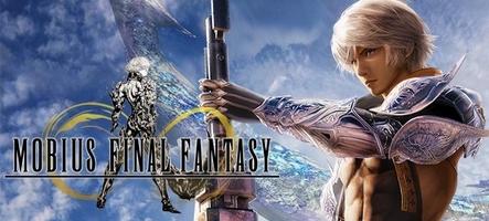 Mobius Final Fantasy est dispo gratuitement, et il est beau