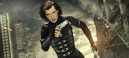 Resident Evil : The Final Chapter commence son tour de piste