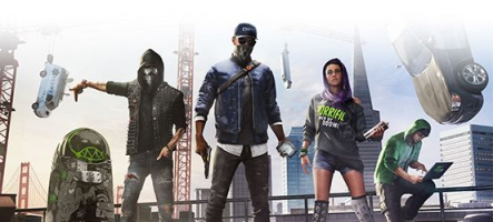 Watch Dogs 2 : le monde secret des hackers et de DeadSec