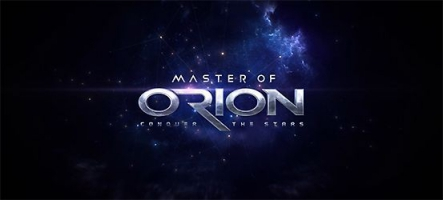Master of Orion sort à la fin du mois