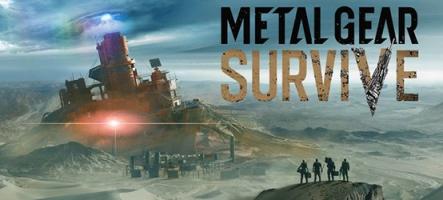 Metal Gear Survive, un nouvel épisode... différent
