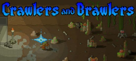 Crawlers and Brawlers : Une histoire de donjons