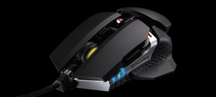 Test de la souris G.Skill Ripjaws M780 RGB
