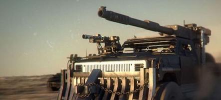 Crossout : Le MMO à la Mad Max débarque en accès anticipé