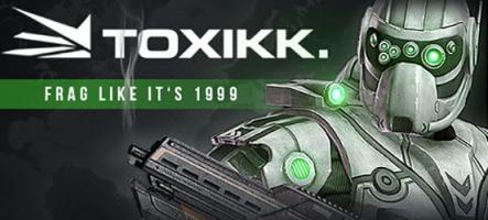Toxikk : un FPS multijoueur prometteur