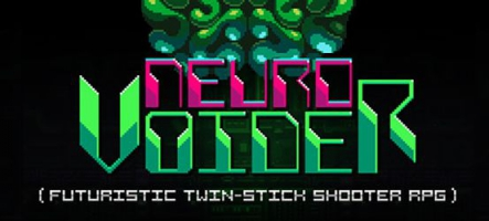 NeuroVoider : Un shoot RPG old-school