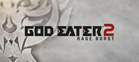 GOD EATER 2 Rage Burst débarque sur PC, PS4 et... PS Vita