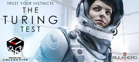 The Turing Test : Un nouveau Portal ?