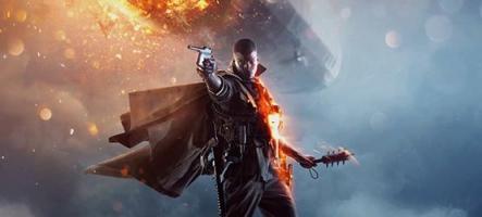 Battlefield 1 en 4K et ultra réaliste