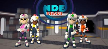 NDE Rescue : Sauvetage en mode zombie