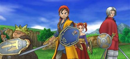 DRAGON QUEST VII: La Quête des vestiges du monde sort sur 3DS