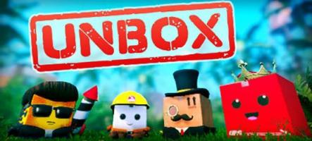 Unbox : Une odyssée postale