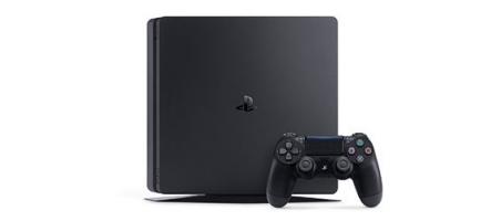 La PS4 Slim pour le 16 septembre