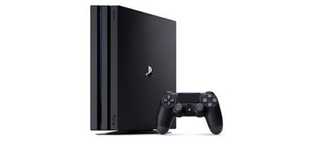Sony annonce une PS4 Pro 4K pour novembre