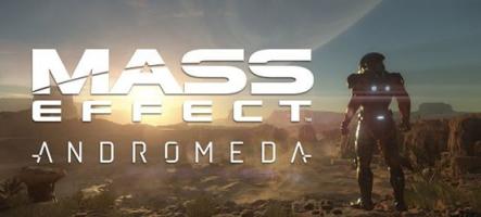 Mass Effect Adromeda : Découvrez le jeu en 4K