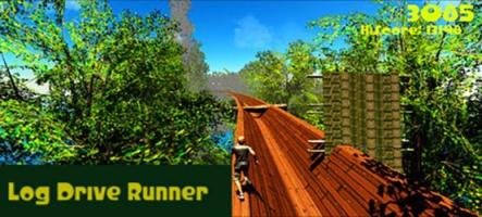 Log Drive Runner : Un runner norvégien