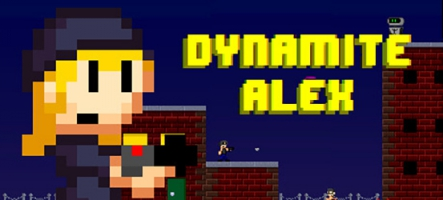 Dynamite Alex : Action-plateformes old-school