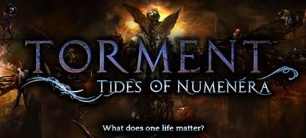 Torment: Tides of Numenera donne des nouvelles