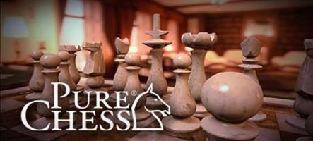 Pure Chess Grandmaster Edition : Un jeu d'échecs !