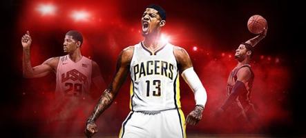 NBA 2K17 : Le meilleur jeu de basket de l'Histoire en démo