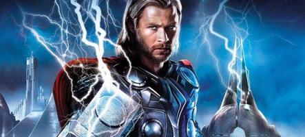 Thor nous dit pourquoi il n'était pas dans Civil War
