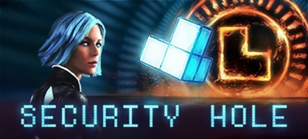 Security Hole : Puzzle Cyberpunk