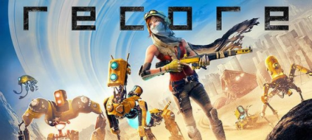 (TEST) ReCore (PC, Xbox One)