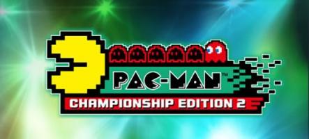 Pac-Man Championship Edition 2, un jeu fantôme