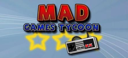 Mad Games Tycoon : Et si vous dirigiez votre studio de jeux vidéo ?