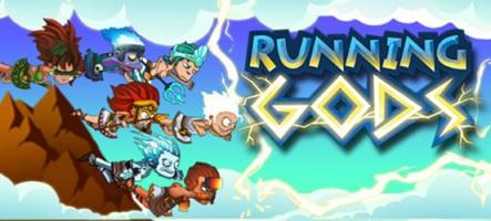 Running Gods : Bon Dieu de Bon Dieu