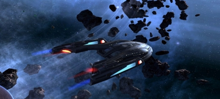 Participez à la bêta de Star Trek Online