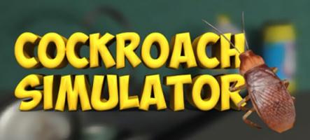 Cockroach Simulator : un jeu qui fout le cafard...