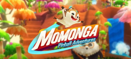 Momonga Pinball Adventures : On se fait un flip' ?