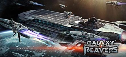 Galaxy Reavers : Un jeu de stratégie dans l'espace