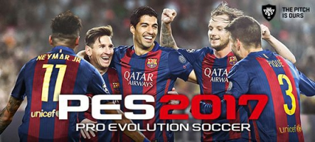 (TEST) PES 2017 (PC, PS3, PS4, Xbox 360, Xbox One)