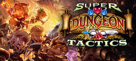 Super Dungeon Tactics : Des donjons, de la tactique, c'est... super ?