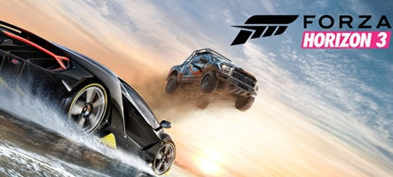 (TEST) Forza Horizon 3 (PC, Xbox One)