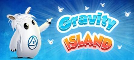 Gravity Island : Des câlins et des libellules magiques