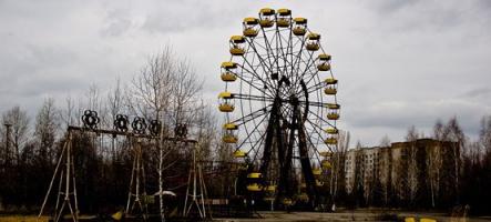 Chernobyl VR Project : Visite de Tchernobyl en réalité virtuelle