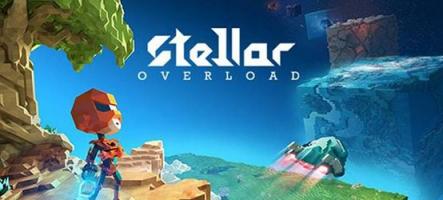 Stellar Overload sort enfin en accès anticipé