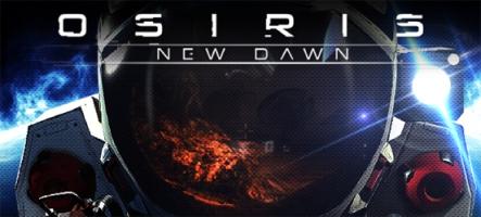 Osiris : New Dawn, de la survie dans l'espace