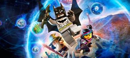 LEGO Dimensions présente ses nouveaux packs